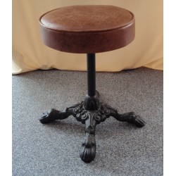 Cast Iron Low Stool