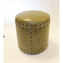 Industrial Drum Stool