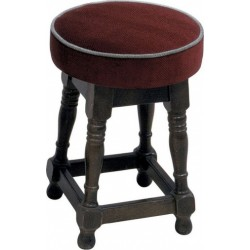 Tudor Low Stool