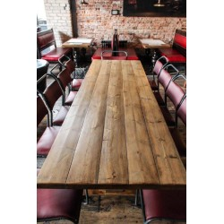 Plank Table Top any base