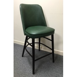 Brunswick Fully Upholstered high Chair