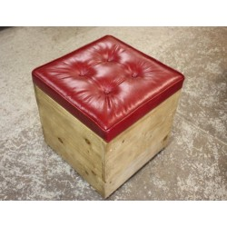 Packing Case Box Stool