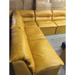 Retro Cushion Back Modular unit