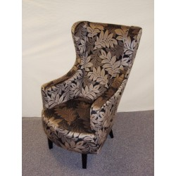 Clara High Back Arm Chair