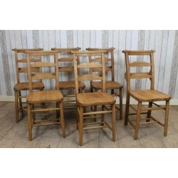 Oak School Chairs