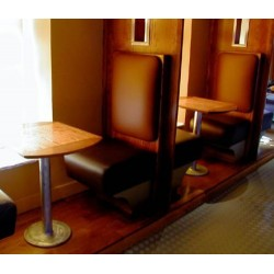 Rail Carriage Seating