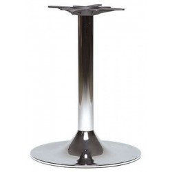 Trumpet B2 Chrome Base Chrome Column