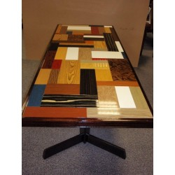 Painted Panel Table Top any base