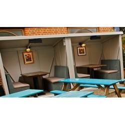 plank modular seating units