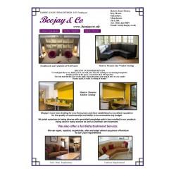 domestic furniture refurbishment and supply