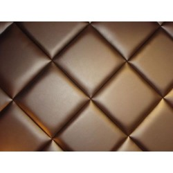 Square Panels in Harlequin Pattern