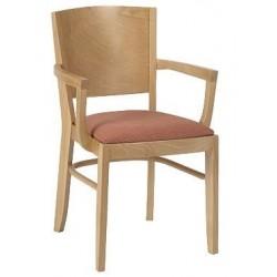 Jacob Fullback Armchair