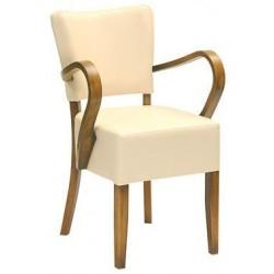 Oregan Upholstered Deep Seat Armchair